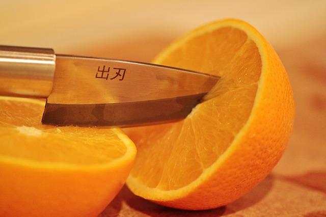 Co wyróżnia japońskie noże kuchenne