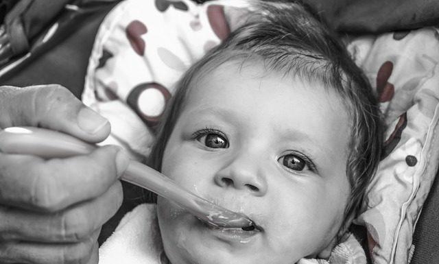 roczne dziecko nie chce jeść