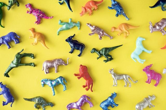 Zabawki progresywne